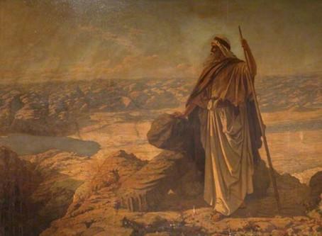 """משה בגבורתו - """"פרשת ואתחנן"""""""