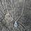 Thumbnail: Kyanite Drop Necklace