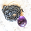 Thumbnail: Faceted Amethyst Tear Drop Necklace