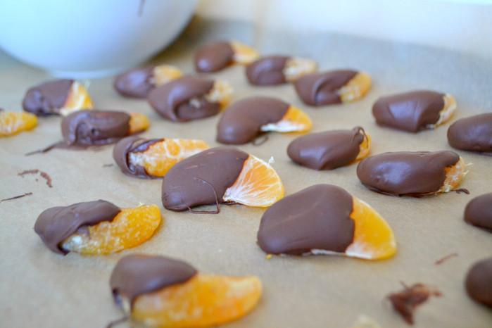 Tangerine&Chocolate / Mandarine&Čokolada