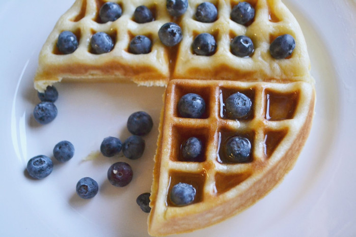 Weekend is for Waffles