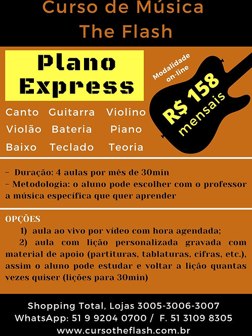 Plano Express - Online