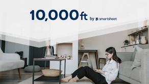 ¡Utiliza Smartsheet y 10,000ft conjuntamente!