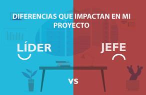 La importancia del líder en la gestión de proyectos