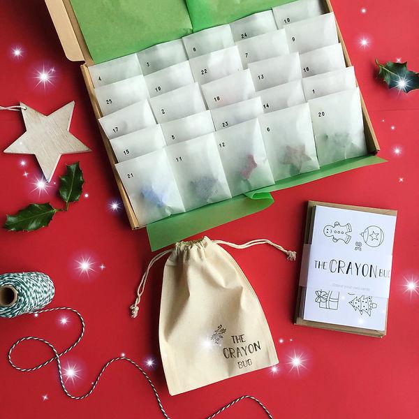 The Crayon Bug Advent Calendar 2020 Limi