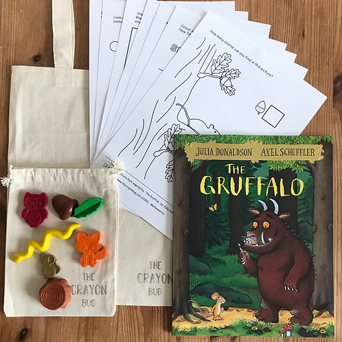 The Gruffalo Inspired Story Activity Pack