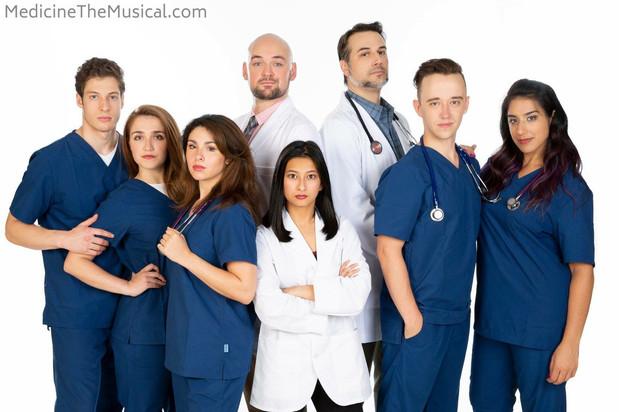 Medicine the Musical (World Premiere)