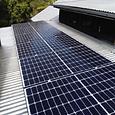Glenn, Solar Panels