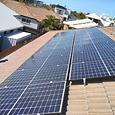 Andrew, Solar Panels