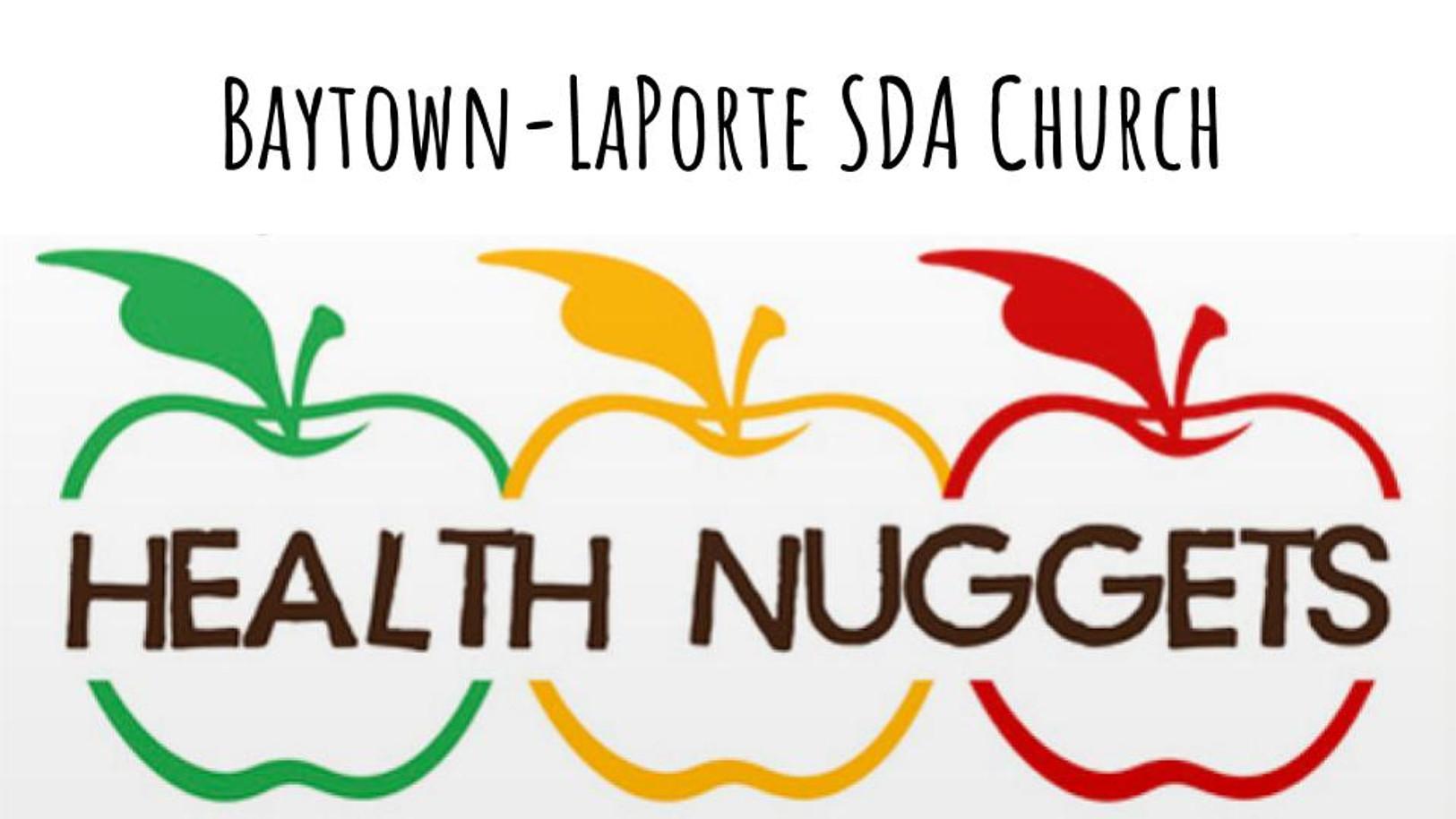 Health Nugget (VBS Edition)