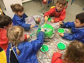 art classes for school
