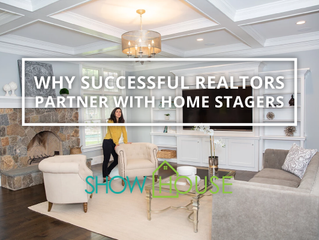 Why Successful Realtors Partner with Home Stagers
