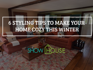 6 Styling Tips to Make Your Home Cozy This Winter