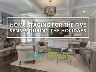 Home Staging for the Five Senses During the Holidays