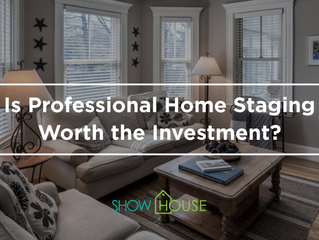 Is Professional Home Staging Worth the Investment?
