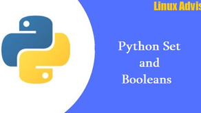 Python Set and Booleans
