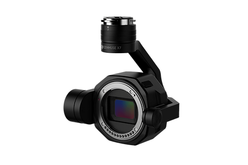 DJI X7 (Lens Excluded)