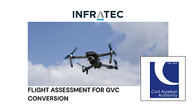 Flight Test for GVC Conversion Course