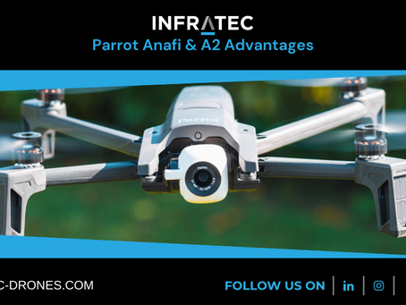 Parrot Anafi and A2 CofC Advantages