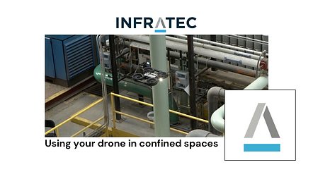 Using Your Drone in Confined Spaces