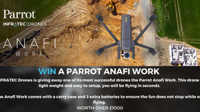 WIN A PARROT ANAFI WORK