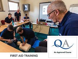 QA First air training