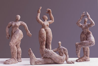 Sculptures For Sale By Artist Pam Foley Oxford / Northamptonshire UK