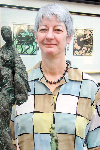 Artist Sculptor Pam Foley Oxford: Abstract Figurative Art and Sculpture