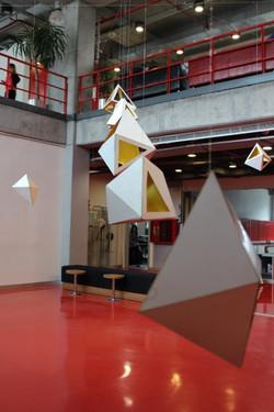 Arch 284 Final Exhibition:Oktahedral