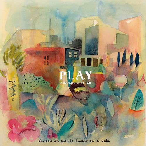 NewAlbum『PLAY』送料込み