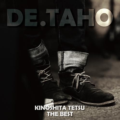 BEST ALBUM『DE.TAHO』送料込み