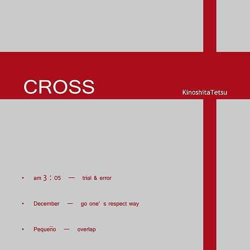 1st.Single『CROSS』送料込み