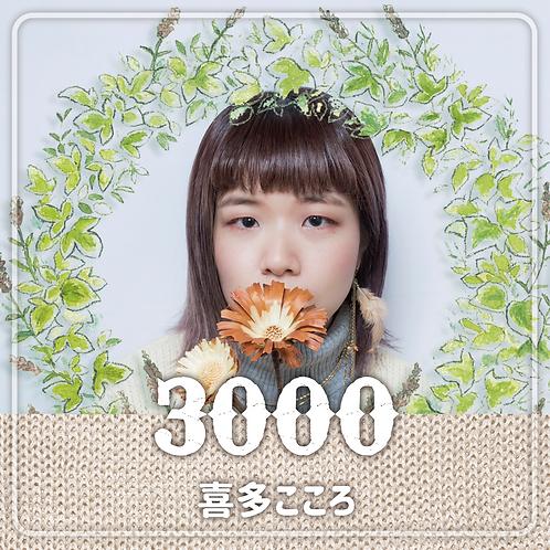投げ銭:喜多こころ様へ ¥3000-