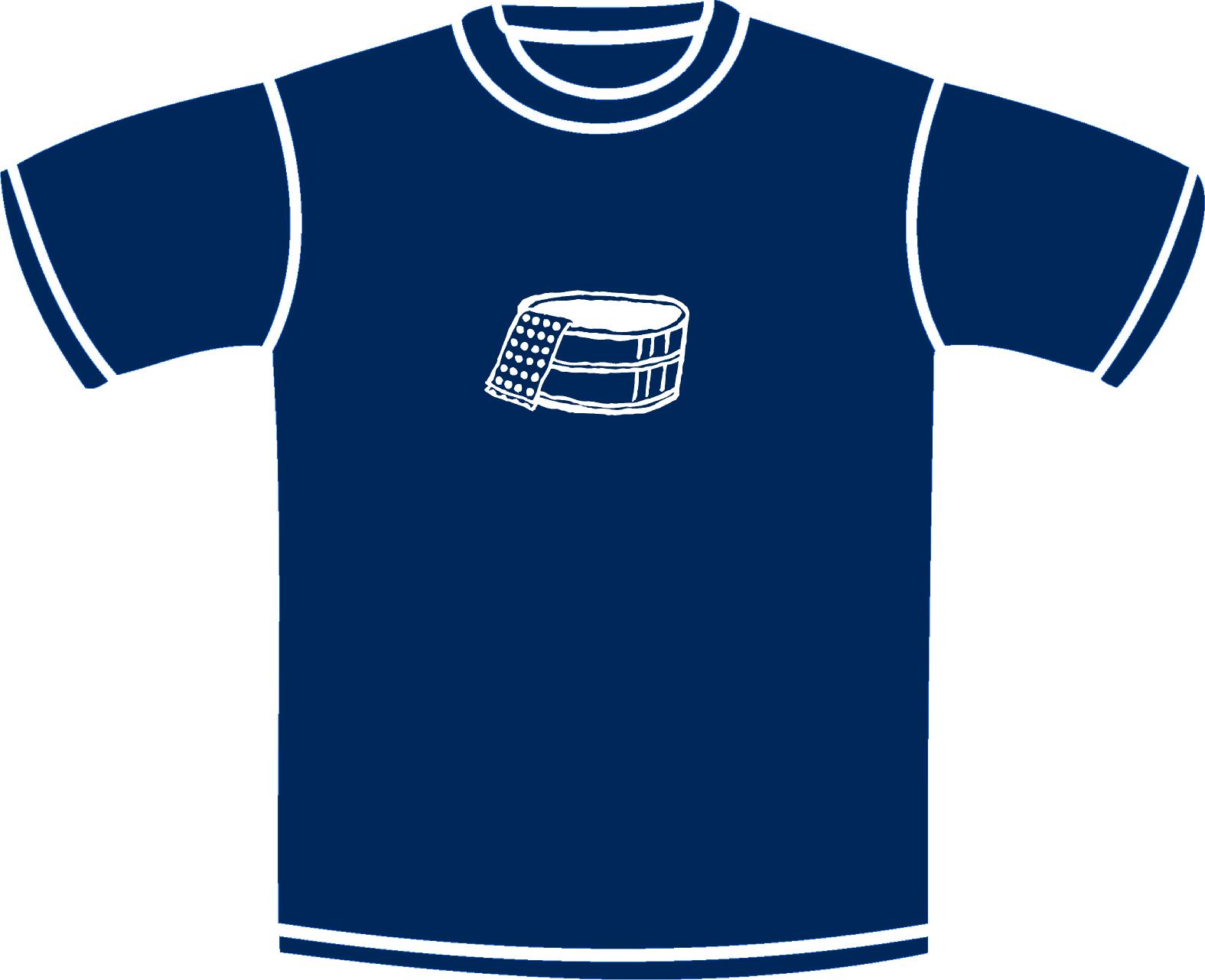 沸き出せ!温泉ズ:桶Tシャツ:デザイン表