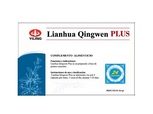 Lianhua Qingwen Plus