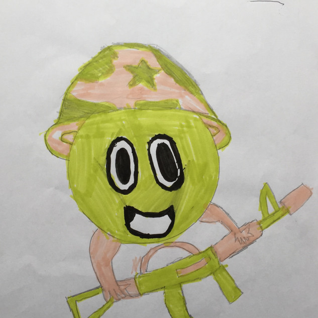 Armyorb!