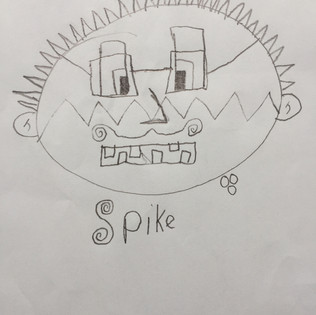 Spike!