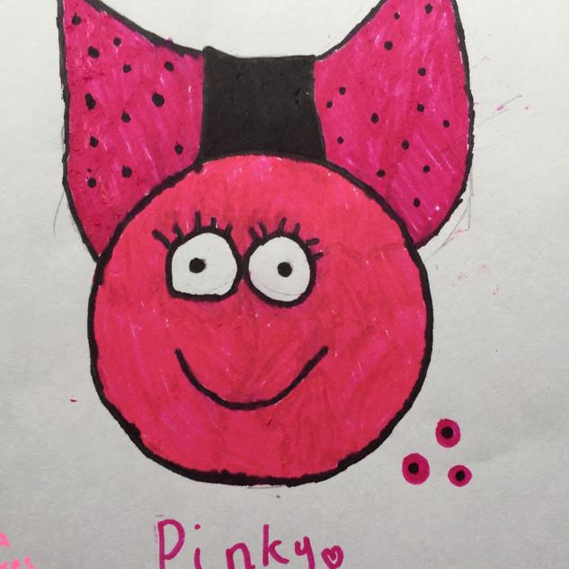 Pinky!