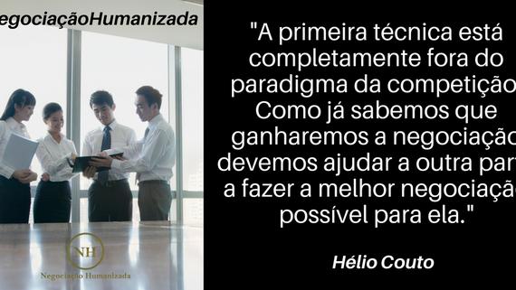 Negociação Humanizada IV