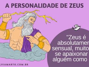 A personalidade de Zeus