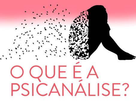 O Que é a Psicanálise?