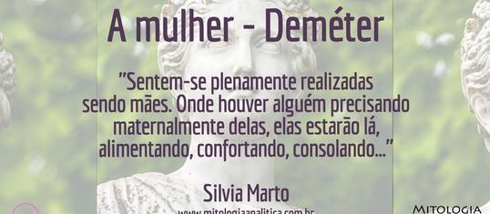 A mulher - Deméter