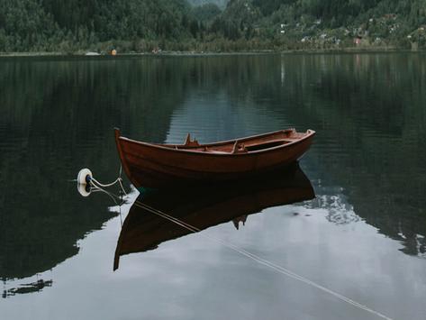 O barco vazio