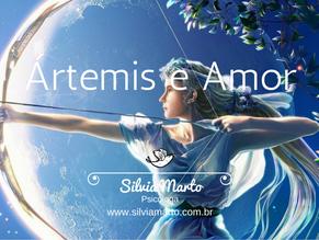 Ártemis e Amor