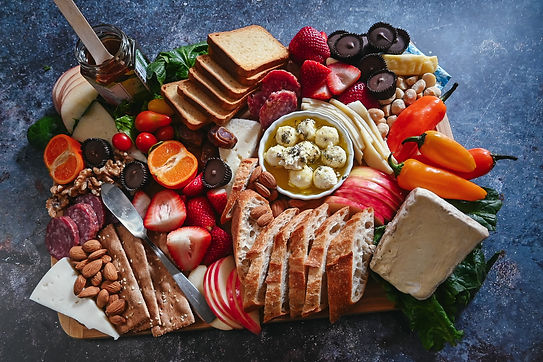 Cheeseboard by The Whole Revolution