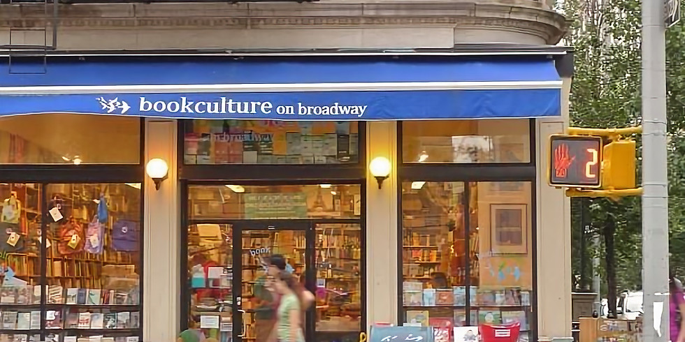 Upper West Side Book Culture with Andres Cerpa, Rachel Hadas and Gardner McFall