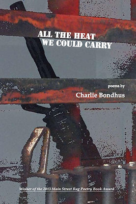 All the Heat We Could Carry Charlie Bondhus