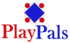 PlayPals tshirt Logo 2019 with whit bord