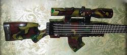 CAMO  GUN  BASS