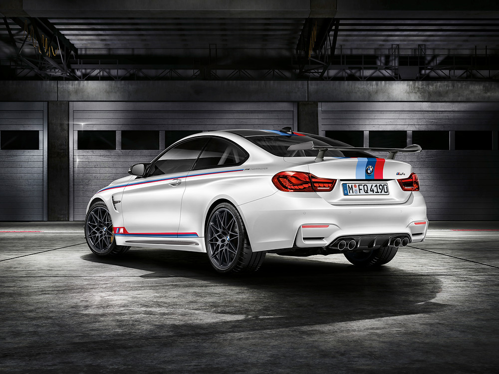 2017 BMW M4 DTM Championship Edition - rear